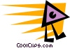 Vector Clip Art image  of a cartoons