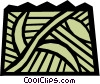 Vector Clipart image  of a Nature
