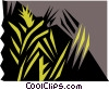 Vector Clipart picture  of a nature designs