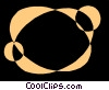 Woodcut design Vector Clipart image