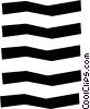 Vector Clip Art image  of a Wigglies