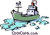 Vector Clipart illustration  of a Icebreakers
