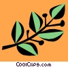 Leaf Vector Clipart illustration