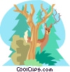 Deer Vector Clip Art picture