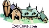 Farm Vector Clipart illustration