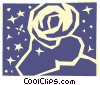 Sign of the zodiac - Aries Vector Clipart graphic