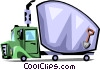 Truck Vector Clipart image