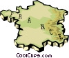 France Vector Clipart picture