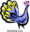 Vector Clipart graphic  of a Peacock