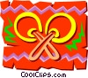 Vector Clipart picture  of a Maracas