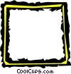 Border Vector Clipart illustration