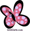 Vector Clipart illustration  of a Butterflies