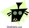Aliens Vector Clipart illustration