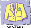 Vector Clipart image  of a Jacket