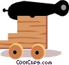 cannon Vector Clip Art picture