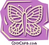 Vector Clip Art graphic  of a Insects