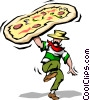 Pizza Vector Clip Art picture