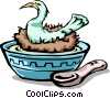 Chinese food Vector Clip Art picture