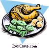 Turkey Vector Clipart illustration