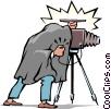 Handyman Vector Clipart illustration