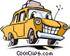Taxi Vector Clipart picture