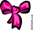Vector Clipart graphic  of a Ribbons