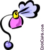 Vector Clipart graphic  of a Perfume