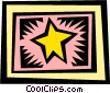 star Vector Clipart graphic