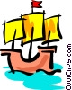 Ships Vector Clip Art picture