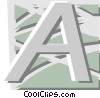 text aids Vector Clipart picture