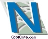 Vector Clipart illustration  of a Misc. 006
