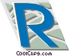 Vector Clipart graphic  of a Misc. 006