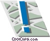 Vector Clip Art graphic  of a Misc. 006