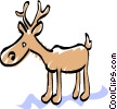 moose Vector Clipart picture