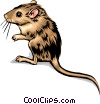 mouse Vector Clip Art graphic