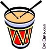 drum Vector Clipart image