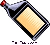 Vector Clipart graphic  of a oil