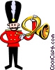 Toy Soldier Vector Clip Art picture