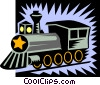 Vector Clip Art graphic  of a transport