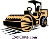roller Vector Clipart illustration