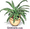 Vector Clipart image  of a plant