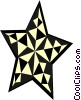star design Vector Clip Art picture