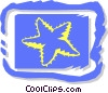 star fish Vector Clip Art picture