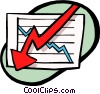 business trends Vector Clipart image