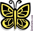 butterfly Vector Clipart illustration