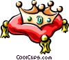 crown Vector Clipart image