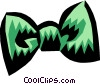 Vector Clipart picture  of a bowtie