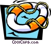 life preserver Vector Clipart illustration