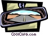 mirror Vector Clipart picture