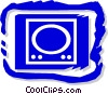 television Vector Clip Art picture
